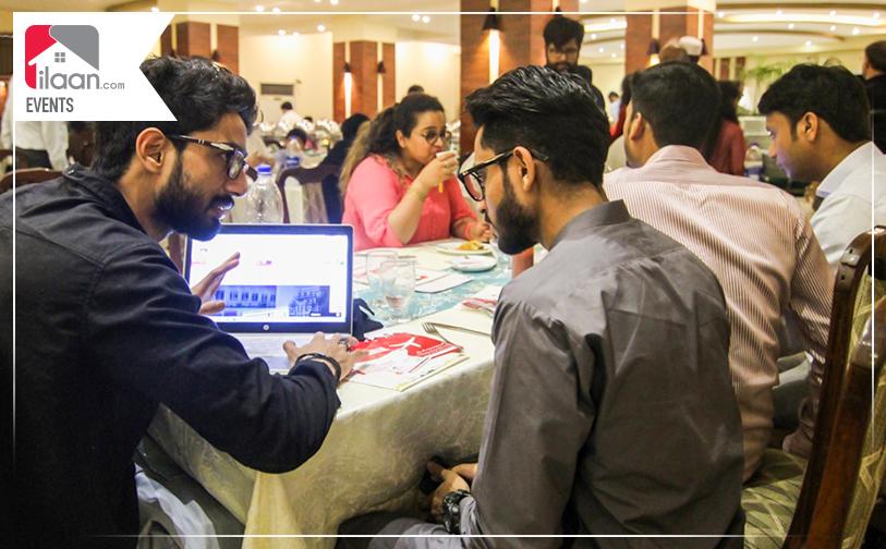 'Meet & Greet' event of ilaan.com in Karachi