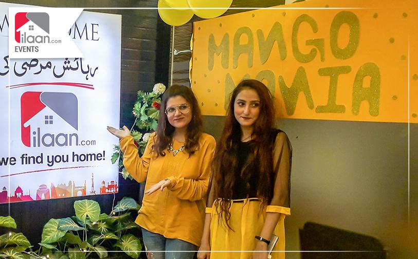 ilaan.com organized Mango Mania in Karachi-2019