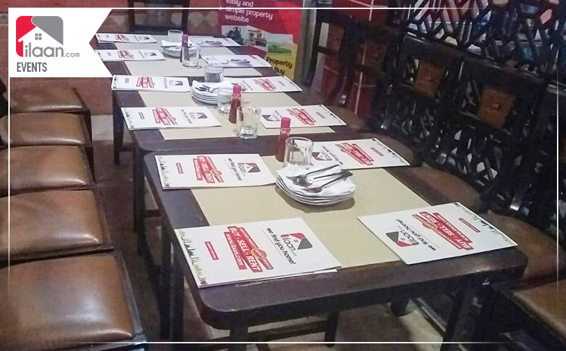 'Meet & Greet' event of ilaan.com