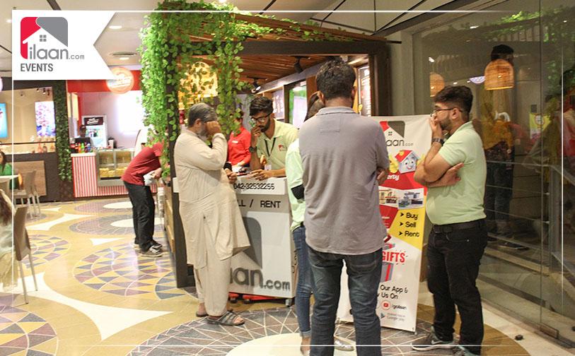 Public Interaction Event Fortress Square