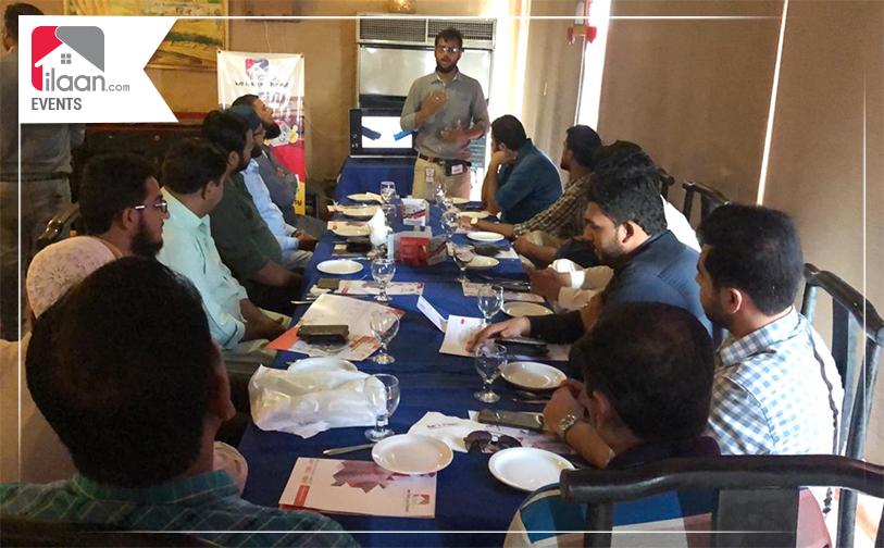 Karachi 'Dealers Meet & Greet' event of ilaan.com