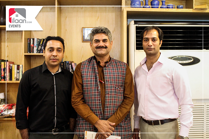 ilaan.com conducts a fruitful 'Lunch and Orientation Session' in Lahore