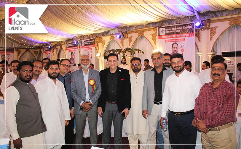 All Pakistan Realtors Election(2018-2021)