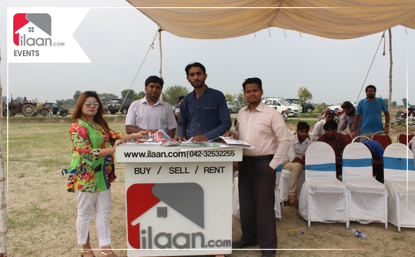 Highlights of IVY Farms Cricket Tournament Sponsored by ilaan.com