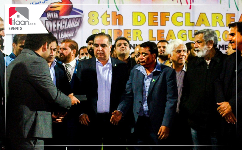 DEFCLAREA Super League with ilaan.com as Online Media Partner