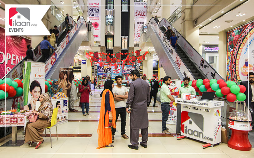 Public Interaction Event at Amanah Mall