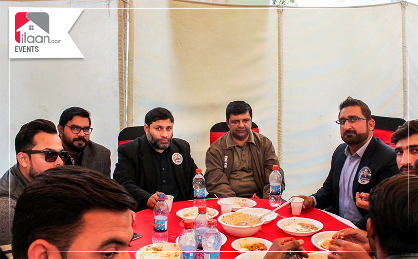 DHA Lahore Election Day Event with ilaan.com