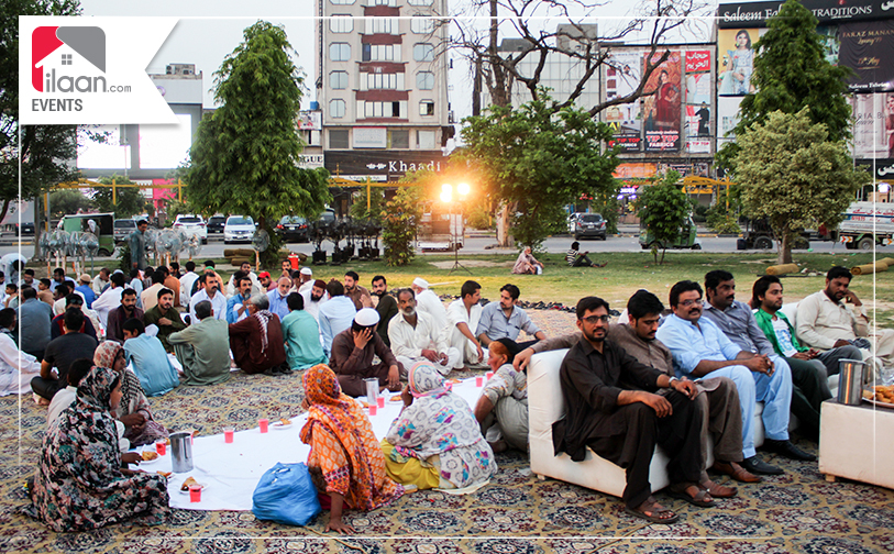 ilaan.com organizes 'ilaan ghar' at Liberty market, Lahore