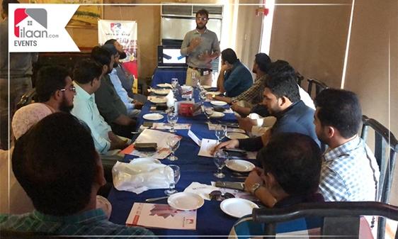 Karachi 'Dealers Meet & Greet' event of ilaan...