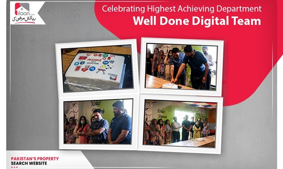 Celebrating Digital Marketing Department's Ex...