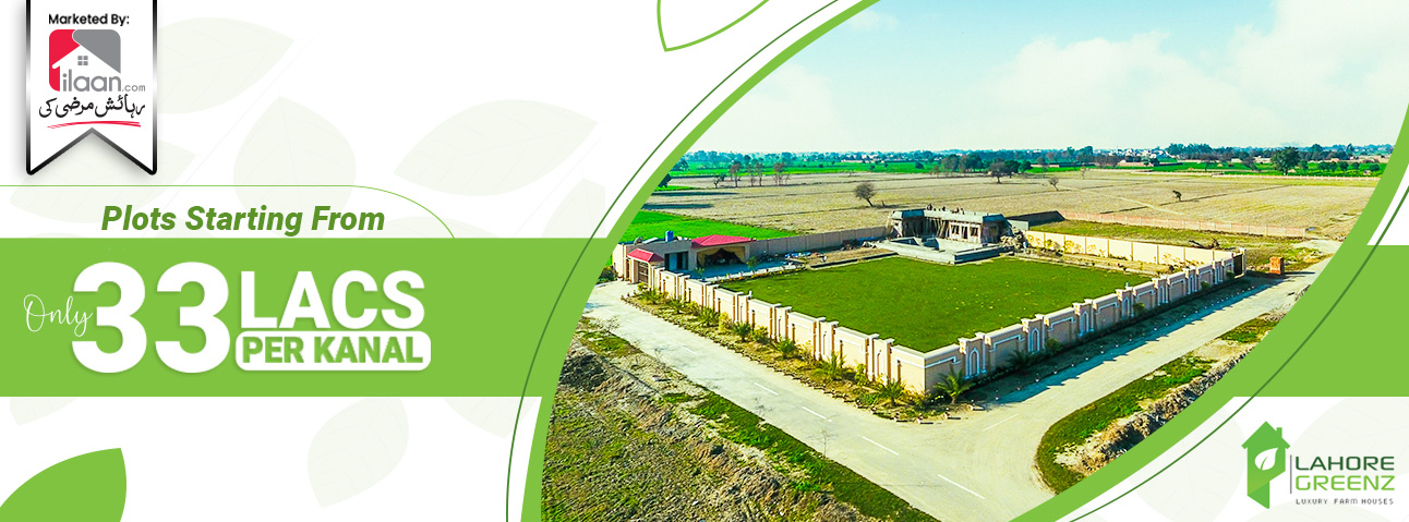 Lahore Greenz Farm Houses