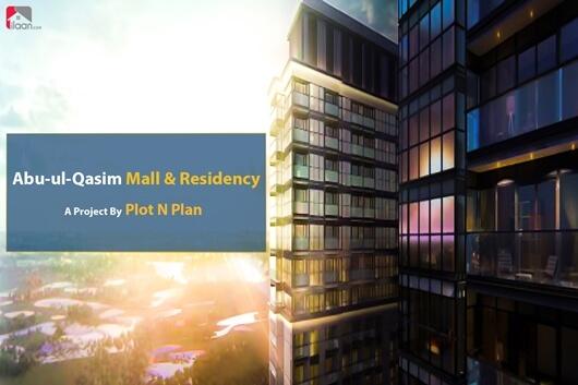 Abu-ul-Qasim Mall & Residency