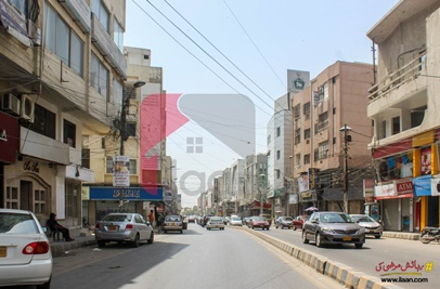 100 Sq.yd Plaza for Rent in Zamzama Commercial Area, Phase 5, DHA Karachi