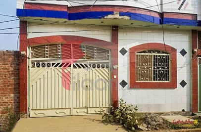 5 marla house for sale in Peer Colony, Kasur