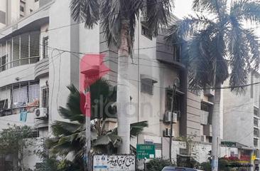 300 ( square yard ) Upper Portion for sale on Khalid Bin Waleed Road, Block 3, PECHS, Karachi