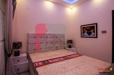 3 marla house for sale ( first floor ) in Omega Residencia, Lahore ( furnished )