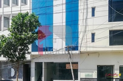 100 ( square yard ) office for sale ( first + second + third + fourth floor ) in Khayaban-e-Rahat, Phase 6, DHA, Karachi