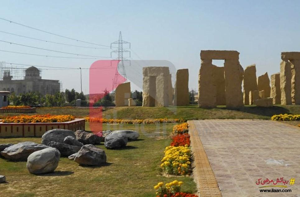 1000 Sq.yd Plot for Sale in Iqbal Villas, Bahria Town, Karachi
