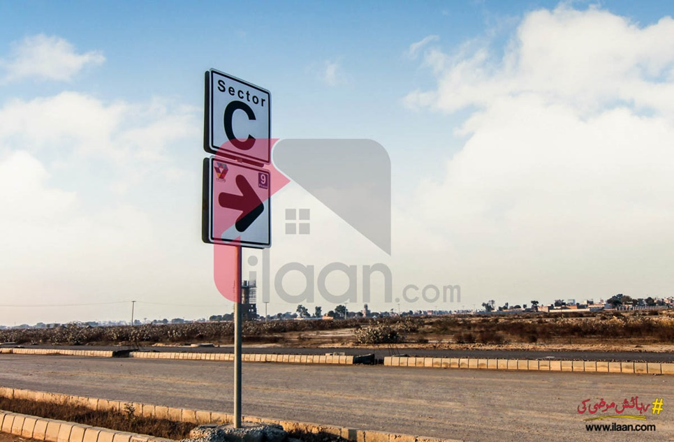 1 Kanal Plot for Sale in Block C, Phase 9 - Prism, DHA Lahore