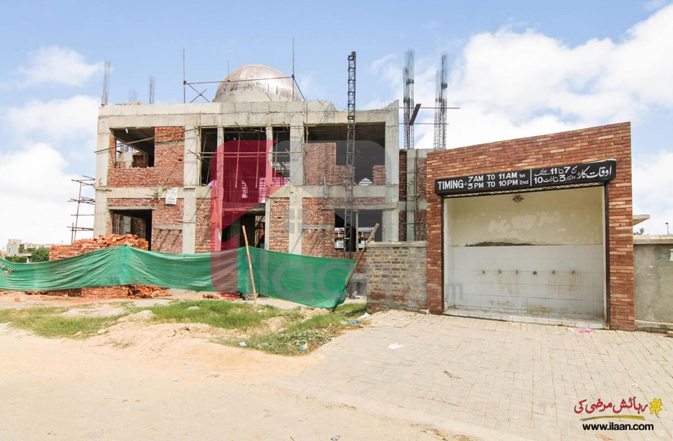 7 Marla Plot for Sale in Block D, Phase 6, DHA Lahore