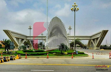 850 Sq.ft House for Sale in Saltanat Hotel and Serviced Apartment, Bahria Town, Karachi