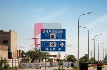 8 Marla House for Sale in Block A, Phase 9 - Town, DHA Lahore