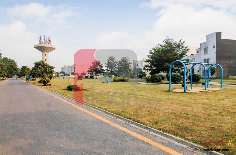 5 Marla Plot for Sale in Block AA, Sector D, Bahria Town, Lahore