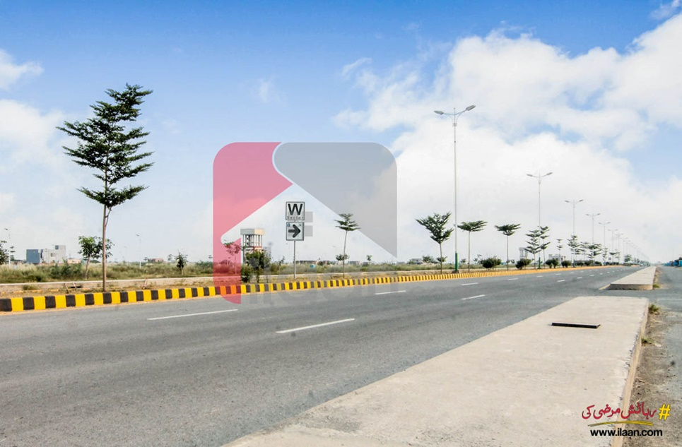 1 Kanal Plot for Sale in Block W, Phase 7, DHA Lahore