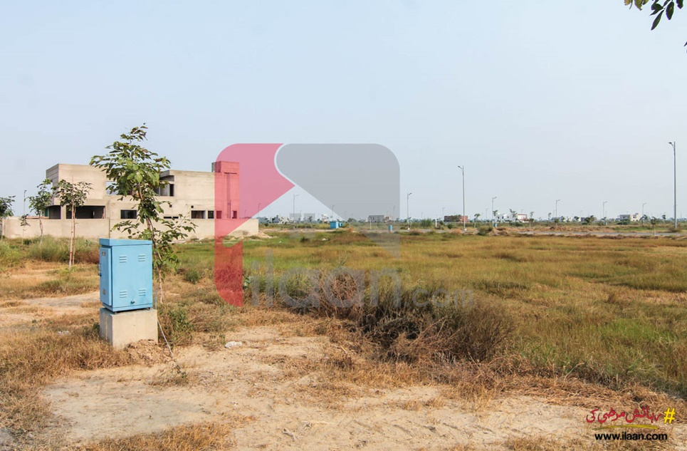 1 Kanal Plot for Sale in Block Y, Phase 7, DHA Lahore