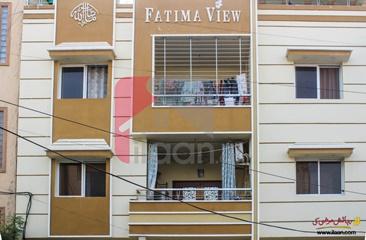 900 ( sq.ft ) house for sale ( second floor ) in Block 2, PECHS, Karachi