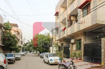 1400 ( sq.ft ) house for sale ( first floor ) in Block 2, PECHS, Karachi