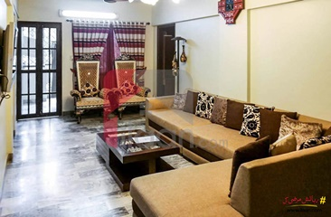 225 ( square yard ) house for sale ( first floor ) in Block 2, PECHS, Karachi