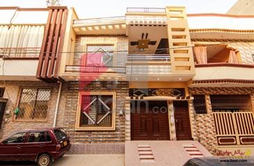 127 ( square yard ) house for sale near Airport, Model Colony, Malir Town, Karachi