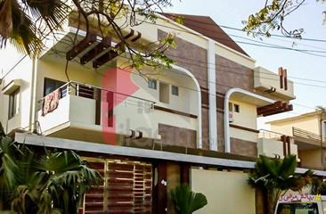 3000 ( sq.ft ) house for sale ( ground floor ) in Block 2, PECHS, Karachi