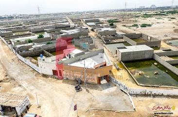 120 ( square yard ) newly built house for sale in Pir Gul Hassan Society, Scheme 33, Karachi