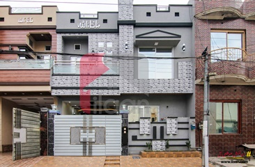 5 marla house for sale in Block Q, Phase 2, Johar Town, Lahore