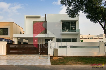 1 kanal house for sale in Block F, Phase 5, DHA, Lahore