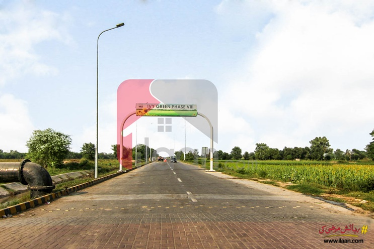Block Z6, Phase 8 - Ivy Green, DHA, Lahore, Punjab, Pakistan