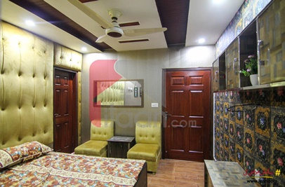 400 ( sq.ft ) apartment for sale ( third floor ) in Aman Business Center, Block H3, Phase 2, Johar Town, Lahore ( furnished )