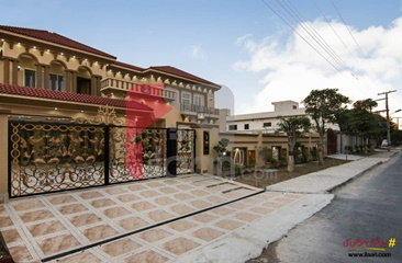 2 kanal house for sale in Block D, NFC, Lahore