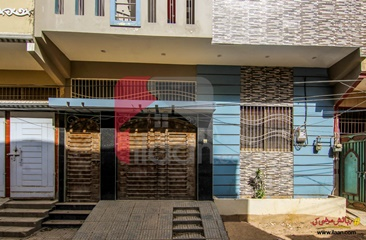 120 ( square yard ) house for sale in Sheet no 27, Model Colony, Malir Town, Karachi