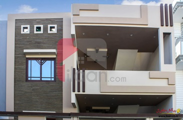 300 ( square yard ) house for sale in Block 14, Gulistan-e-Johar, Karachi