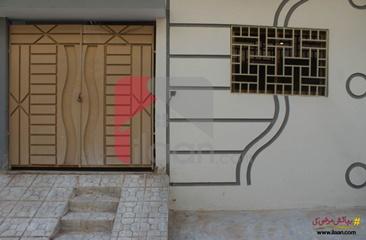 80 ( square yard ) house for sale near Prince Bakery, Sheet no 20, Model Colony, Malir Town, Karachi