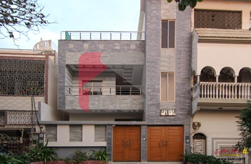 200 ( square yard ) house for sale in Block A, North Nazimabad Town, Karachi ( furnished )