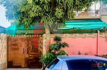 120 ( square yard ) house for sale Block 21, Federal B Area, Gulberg Town, Karachi