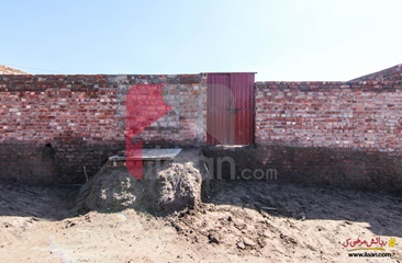 6 marla under construction house for sale in Awais Qarni Block, Theme Park View Society, Lahore