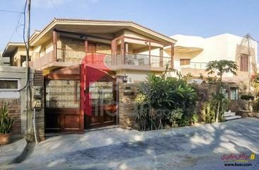 600 Sq.yd House for Sale in Khayaban-e-Badar, Phase 5, DHA, Karachi