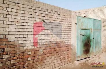 3 Marla House for Sale in Purana Shujabad Road, Multan