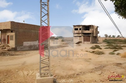 4680 Sq.ft Commercial Plot for Sale on Qazi Ahmed - N Shah Road, Nawabshah