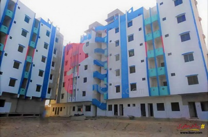 1300 Sq.ft Apartment for Sale in Satellite Town, Mirpur Khas
